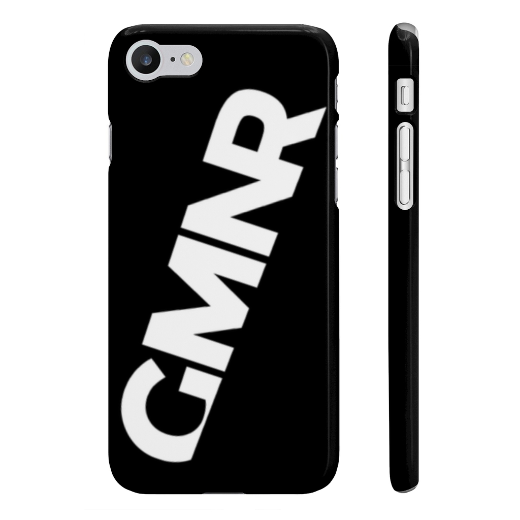 GMNR Phone Case - Black