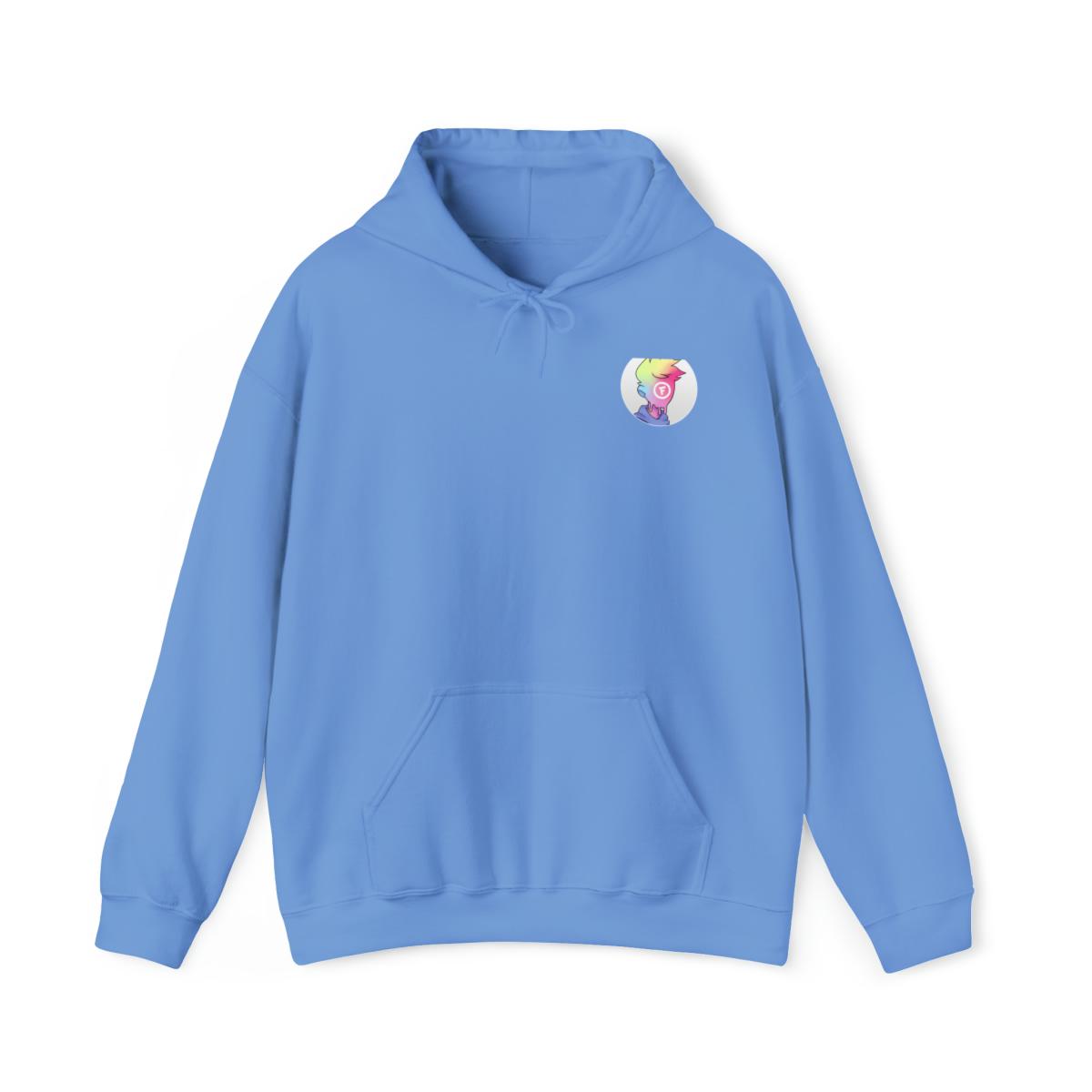 Fitz Logo Hoodie - Chest Print