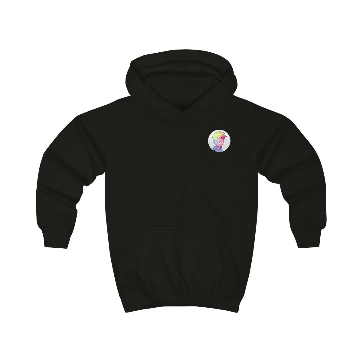 Kids - Fitz Logo Hoodie - Chest Print