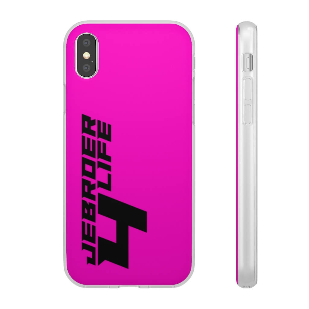 Jebroer 4 Life Phone Case Pink
