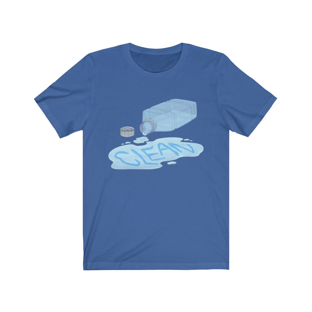 Clean Water T-shirt
