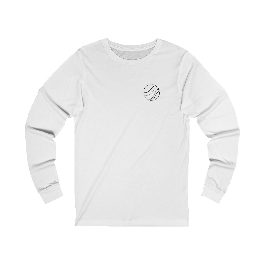 FHM Fam. Long Sleeve Tee - White