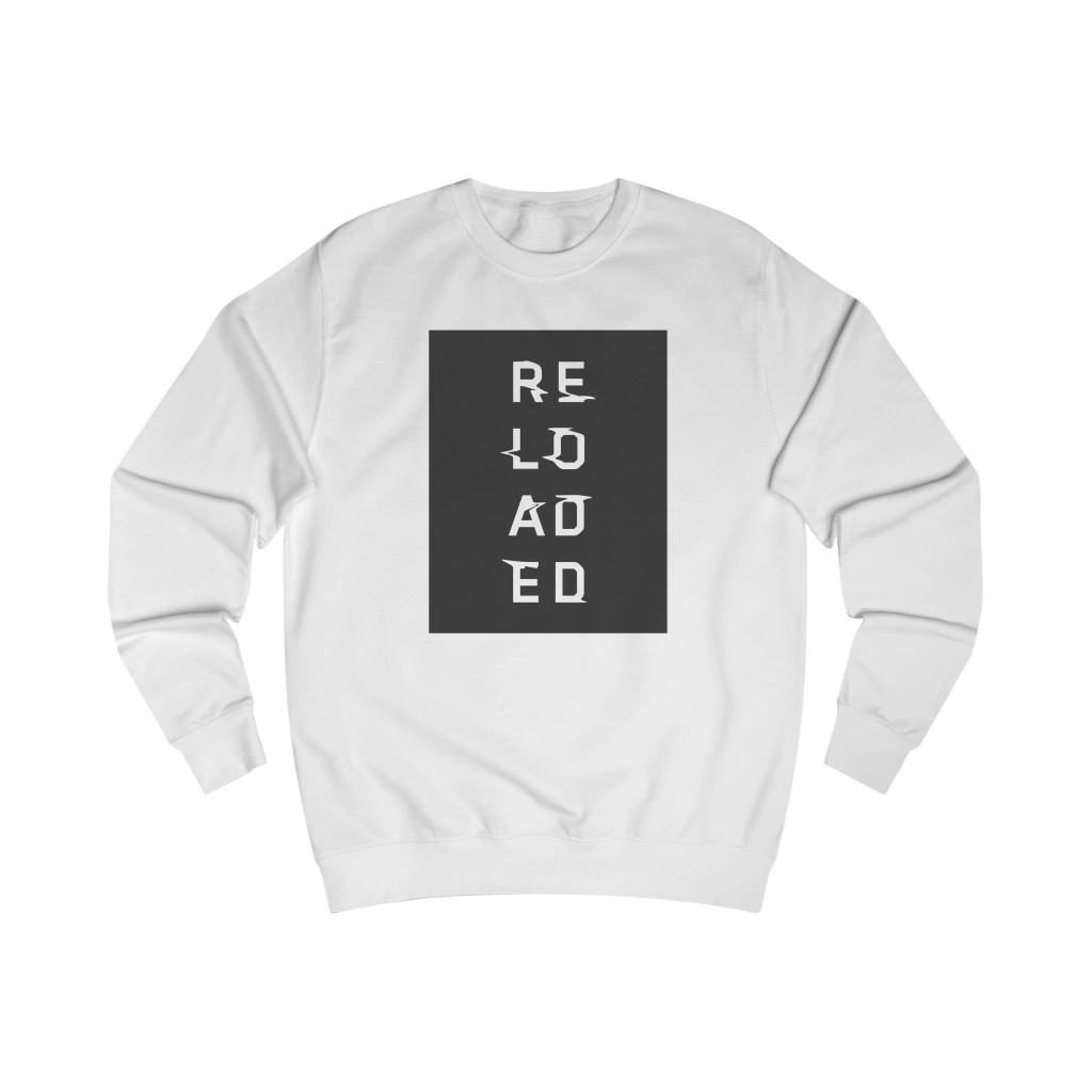 RELOADED Sweater - White