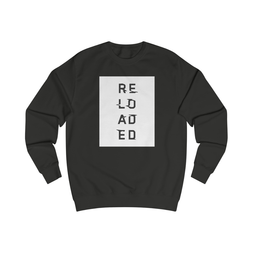 RELOADED Sweater - Black