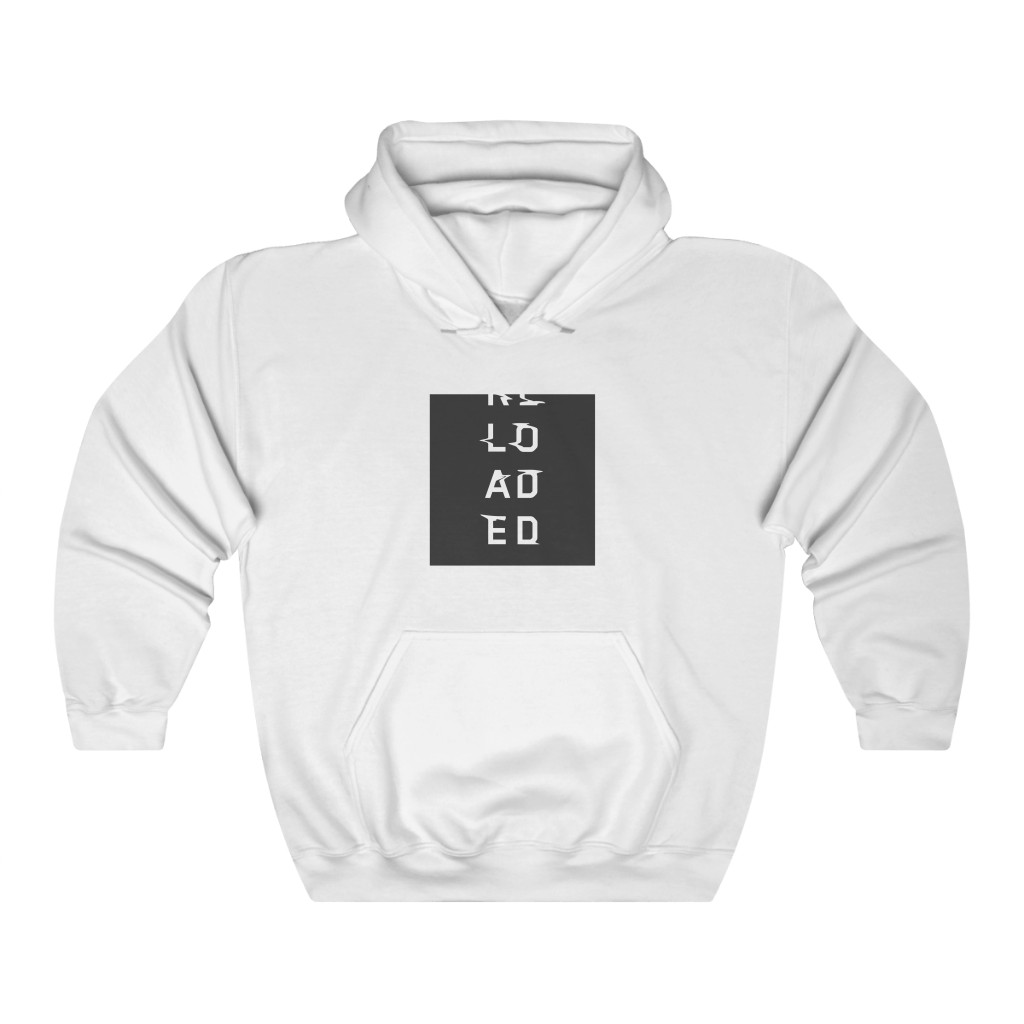 RELOADED Hoodie - White
