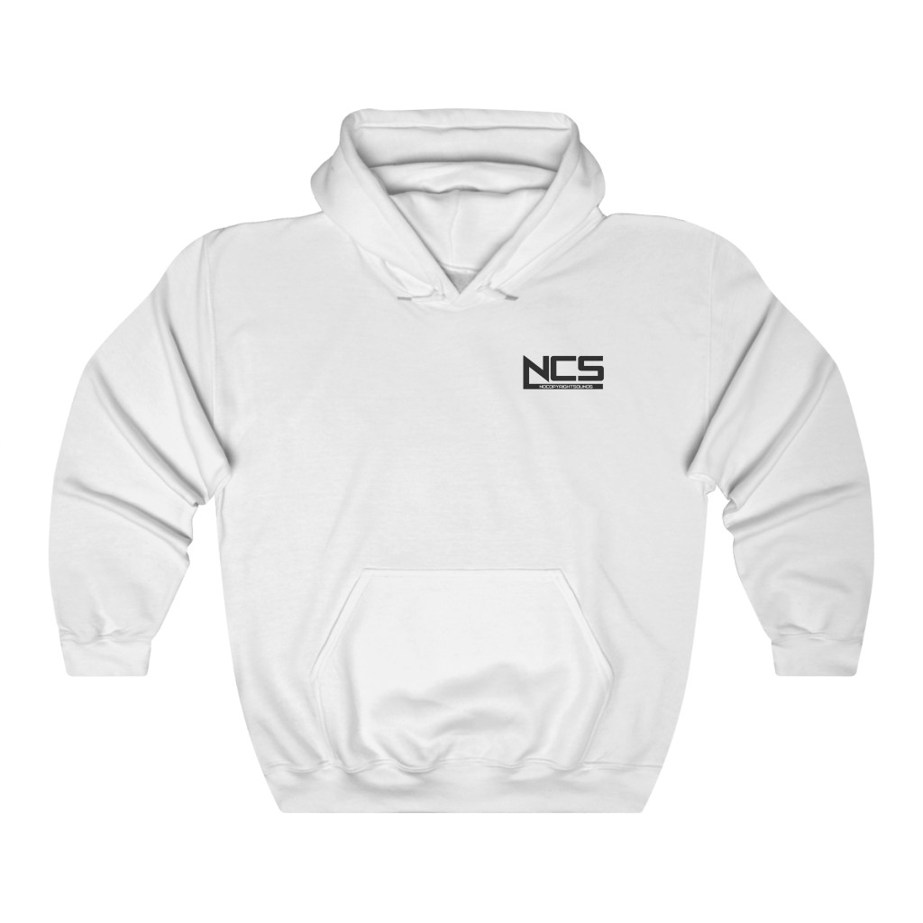 Official NCS Hoodie - White