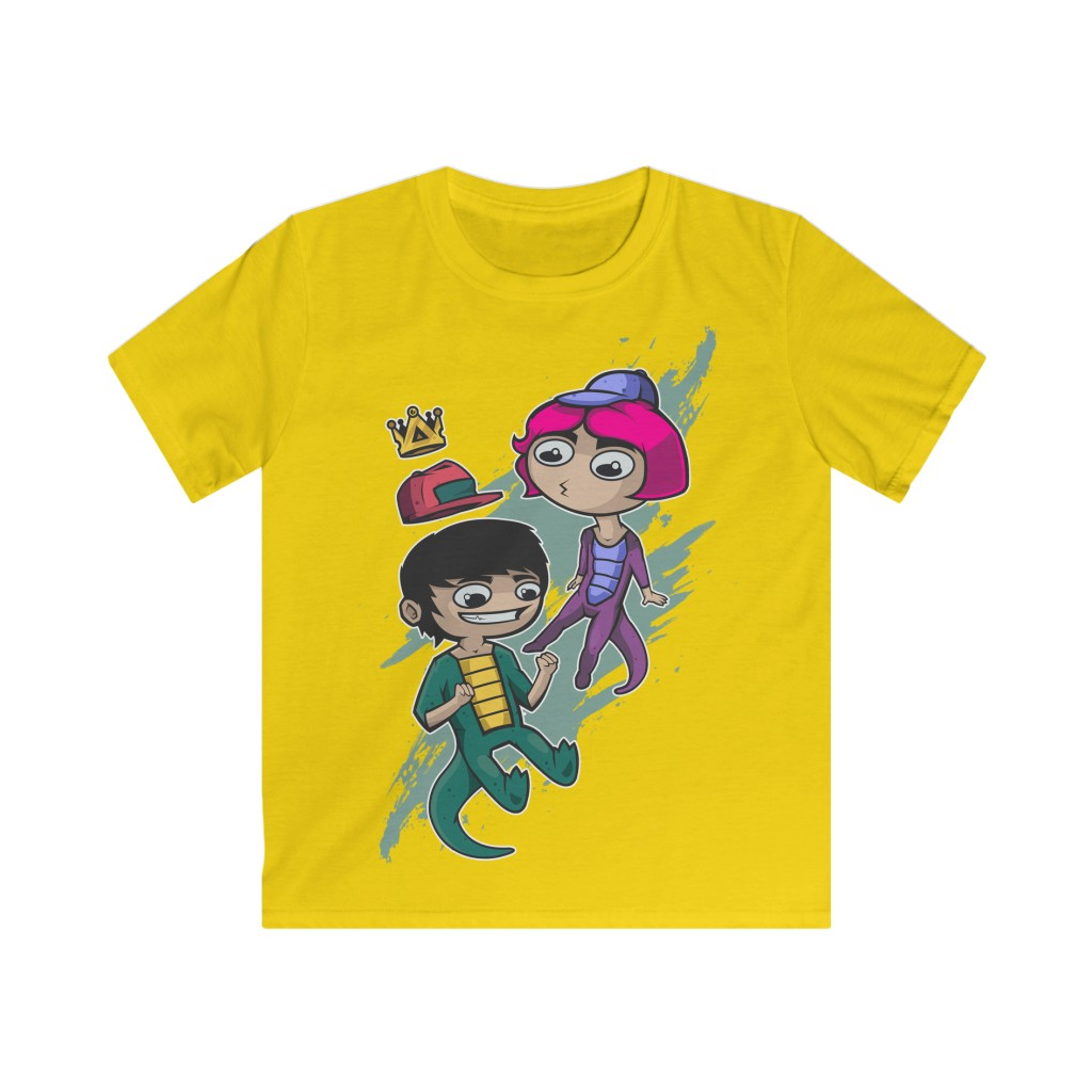 KIDS Leafy x Femmy T-shirt