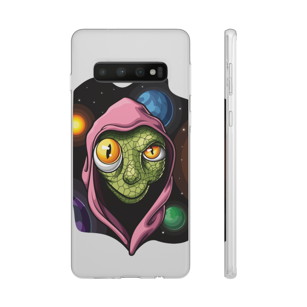 Space Lizard Flexi Phone Case