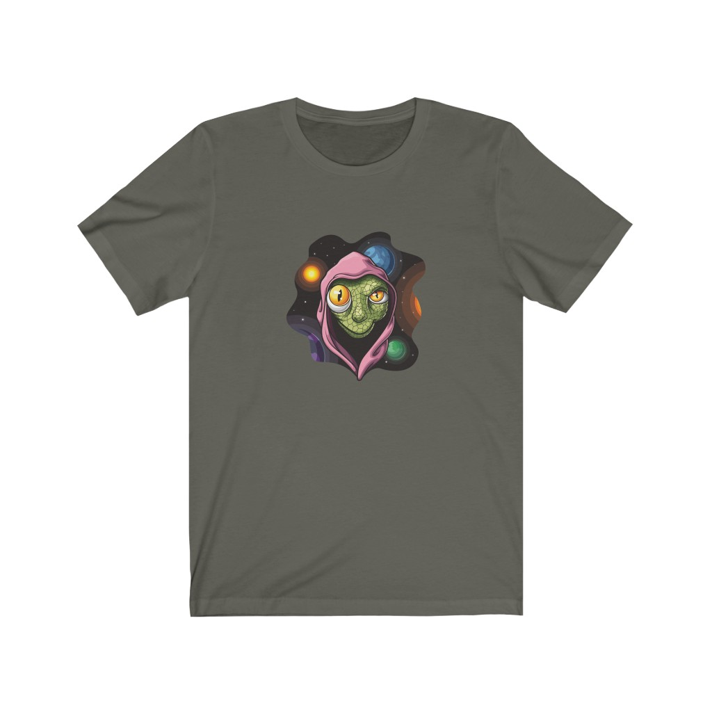 Space Lizard T-Shirt