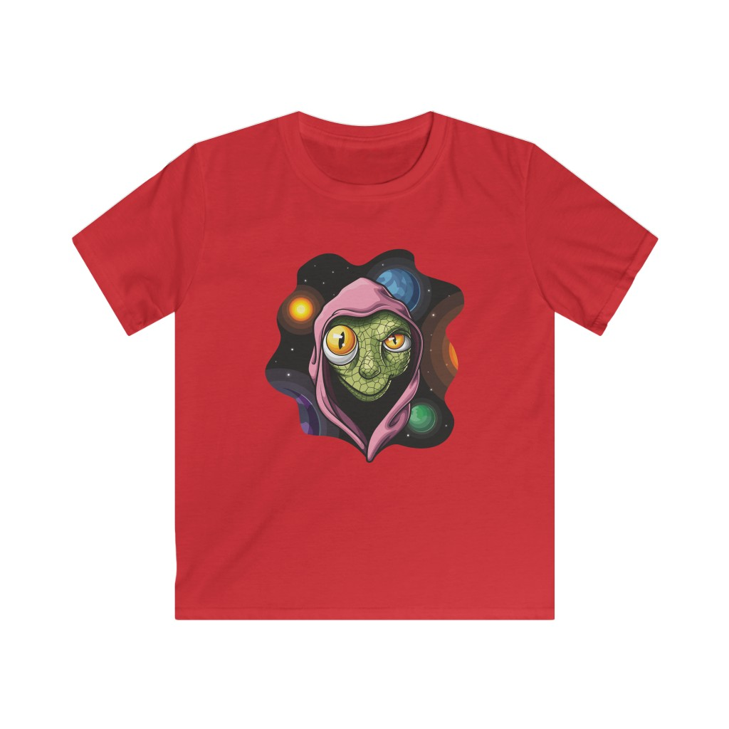 KIDS Space Lizard T-shirt