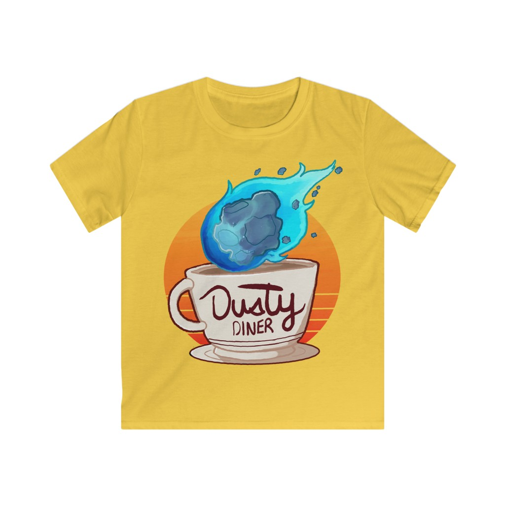 KIDS Dusty Diner T-shirt