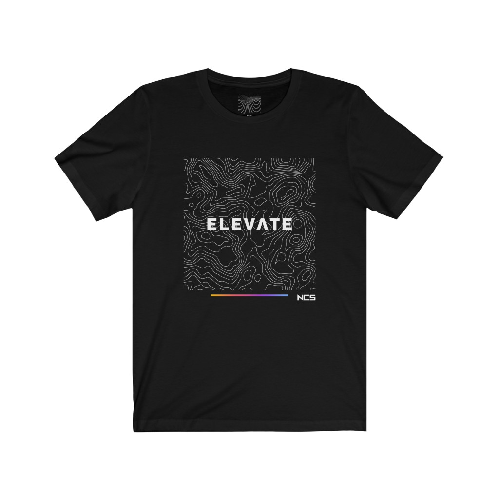 Elevate Maps T-Shirt