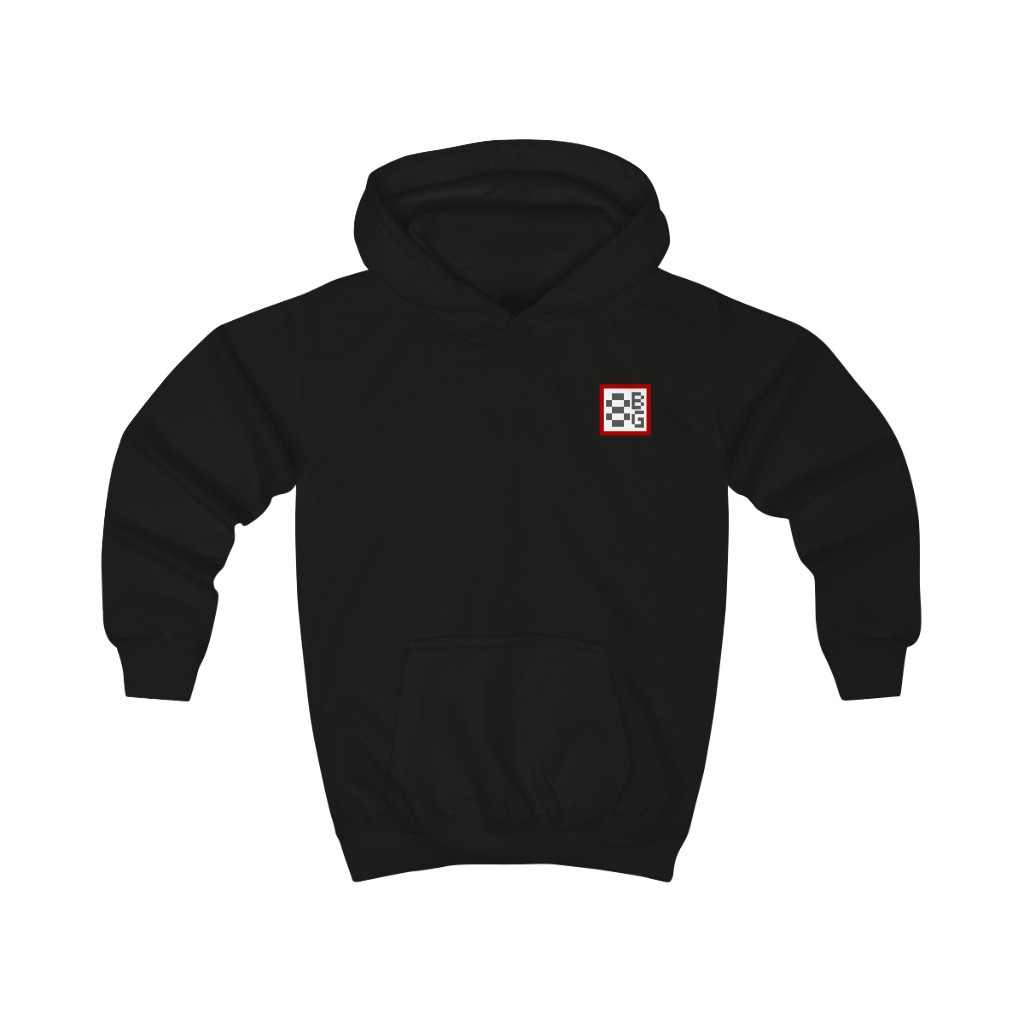 KIDS 8Bit Gaming Official Hoodie