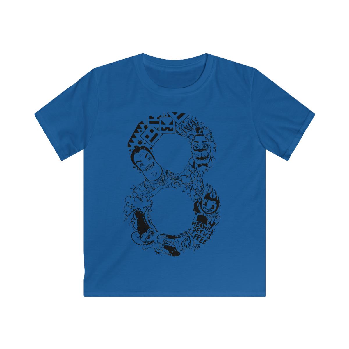 KIDS 8Bit T-Shirt
