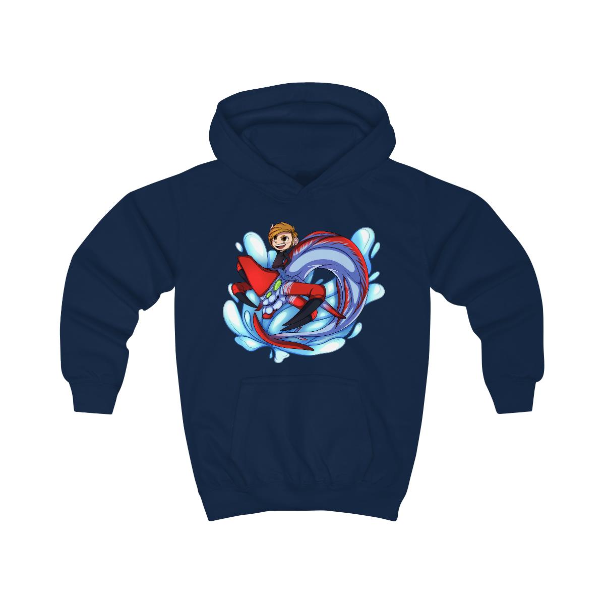 KIDS Aquatic Hoodie