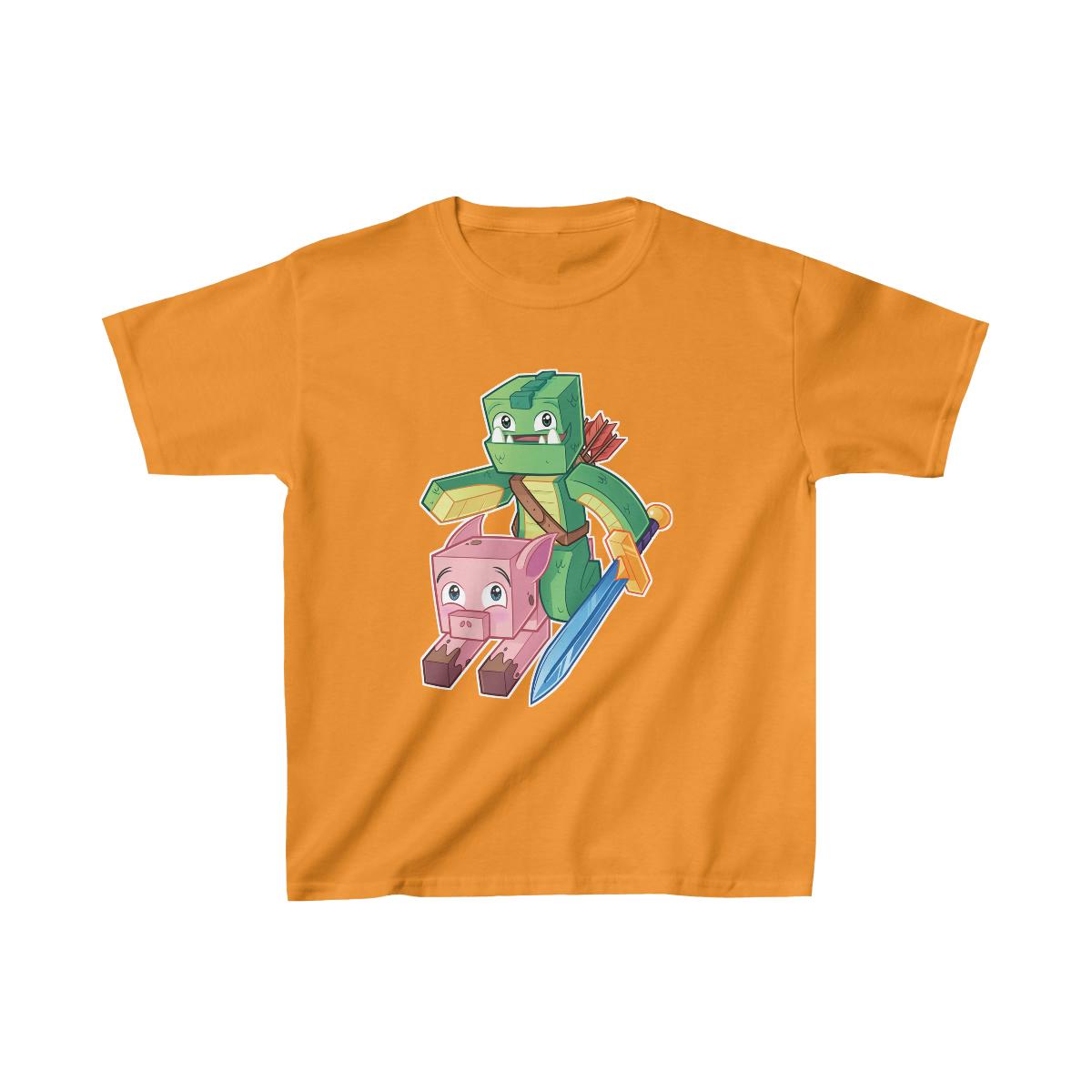 KIDS EckoSoldier Avatar Shirt