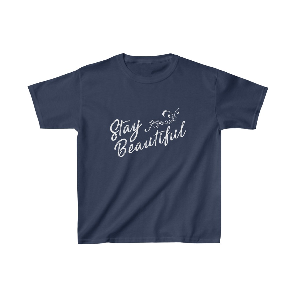KIDS Stay Beautiful Official Shirt